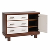 Liscio 3 Drawer Cupboard