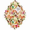 Little Birds Baroque Magnet Board