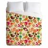 Little Birds Lightweight Duvet Cover