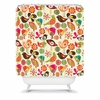 Little Birds Shower Curtain