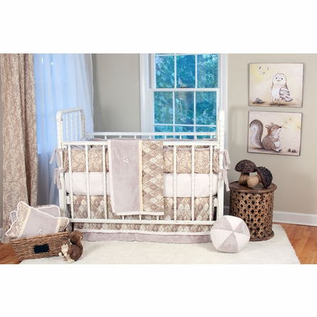 Little Dreamer Custom Crib Bedding Set