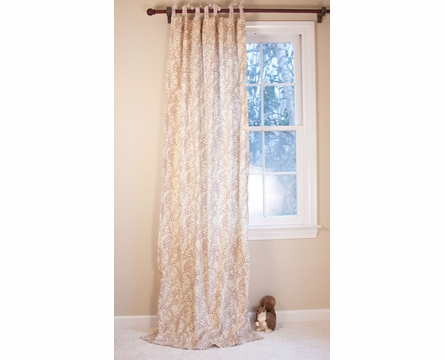 Little Dreamer Tie Top Window Panel