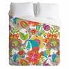 Little Elephants Luxe Duvet Cover