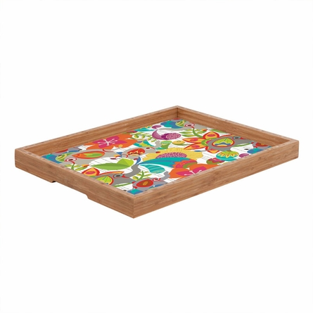 Little Elephants Rectangle Tray