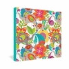 Little Elephants Wrapped Canvas Art