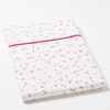 Little Flutter Twin Sheet in Pink