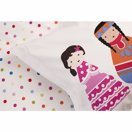 Little Friends Bedding Set
