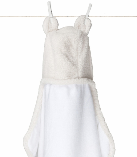 Little Giraffe Bella Hooded Towel
