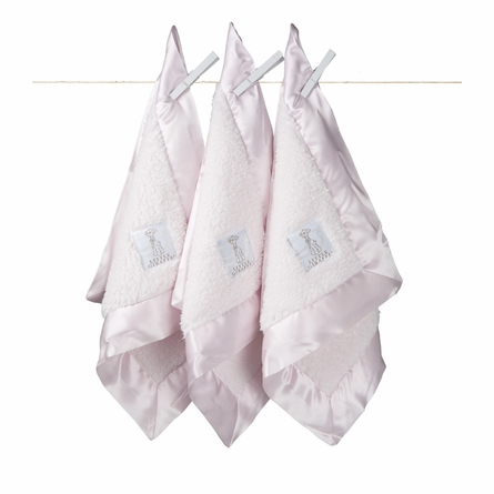 Little Giraffe Bella Lovie Triangle Blanket Gift Set