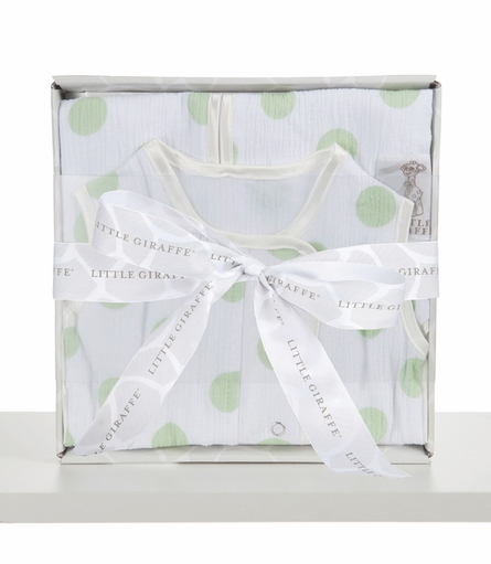 Little Giraffe Link Muslin Dream Sack