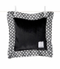 Little Giraffe Luxe Duo Geometric Circle Pillow