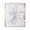 Little Giraffe Luxe Lovie Triangle Blanket Gift Set