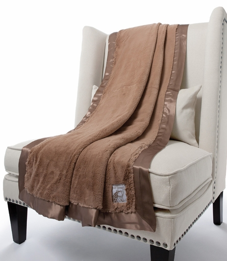 Little Giraffe Luxe Throw
