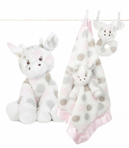 Little Giraffe Plush Bundle Gift Set