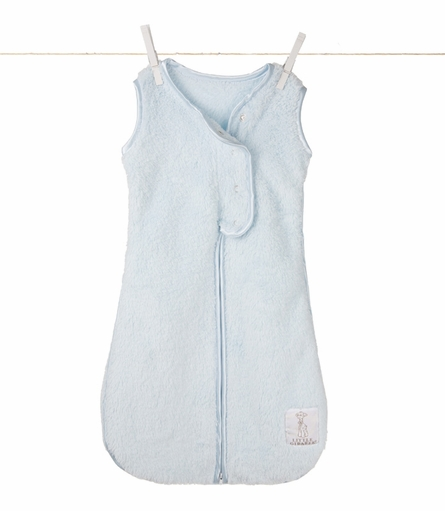 Little Giraffe Stretch Chenille Sleep Sack