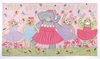 Little Girls Dance & Twirl Rug