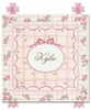 Little Lady Tea Party Name Canvas Reproduction