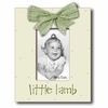 Little Lamb Leaf Picture Frame