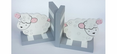 Little Lambs Bookends
