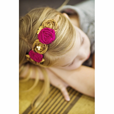 Little Miss 2 Headband