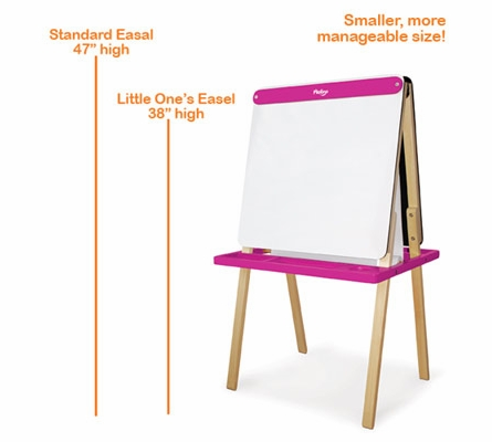 Little One's Easel - Fuchsia