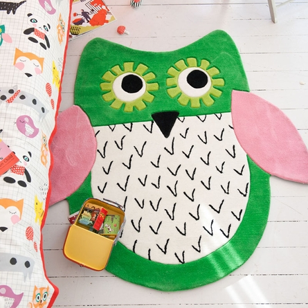 Little Owl Rug