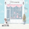 Little Patisserie Canvas Wall Art