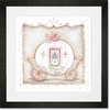Little Princess Carriage I Framed Art Print