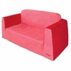 Little Reader Toddler Sofa - Red