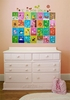 Lively Letters Alphabet Peel & Place Wall Stickers