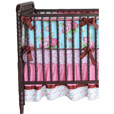 Londyn Crib Bedding Set