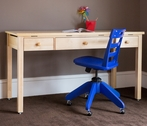 Long Desk with Tilt Top