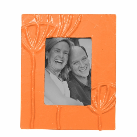 Lotus Picture Frame
