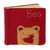 Love Bear Felt Applique Personalized Photo Album