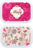 Love Birds Changeable Faceplate