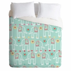 Love Is Lightweight Duvet Cover