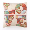 Love Pattern Hook Pillow