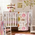 Lovebirds Crib Bumper