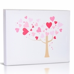 Lovely Tree Canvas Wall Art