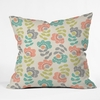 Lovisa 1 Throw Pillow