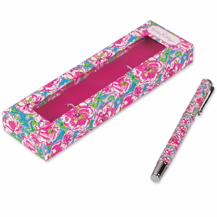 Lilly Pulitzer Lucky Charms Ink Pen