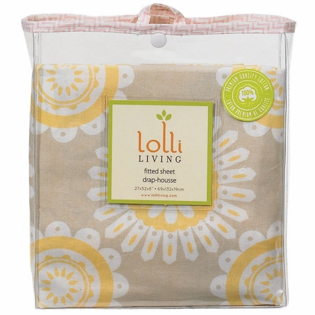 On Sale Lucy Crib Sheet