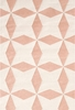 Lucy Indoor/Outdoor Rug in Pink
