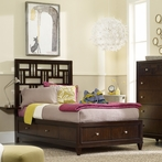 Ludlow Panel Bed with Storage