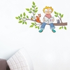 Ludo�s New Story Wall Decal