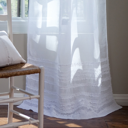 Lulu Linen Curtain Panel