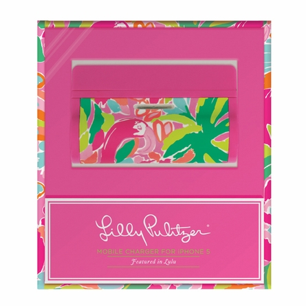 Lilly Pulitzer Lulu Mobile Battery