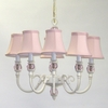 Lulu Six Arm Chandelier