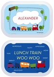 Lunch Train Changeable Faceplate