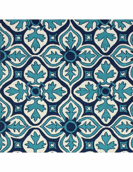 Luther Indoor/Outdoor Rug in Blue